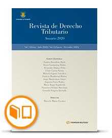 Revista de Derecho Tributario. Anuario 2020